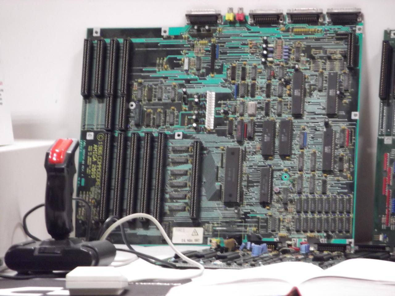 Amiga 2000 Platine
